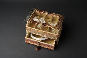 博多織の宝石箱