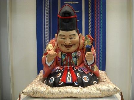 福の神 in はかた伝統工芸館