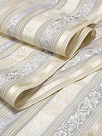 博多織夏帯