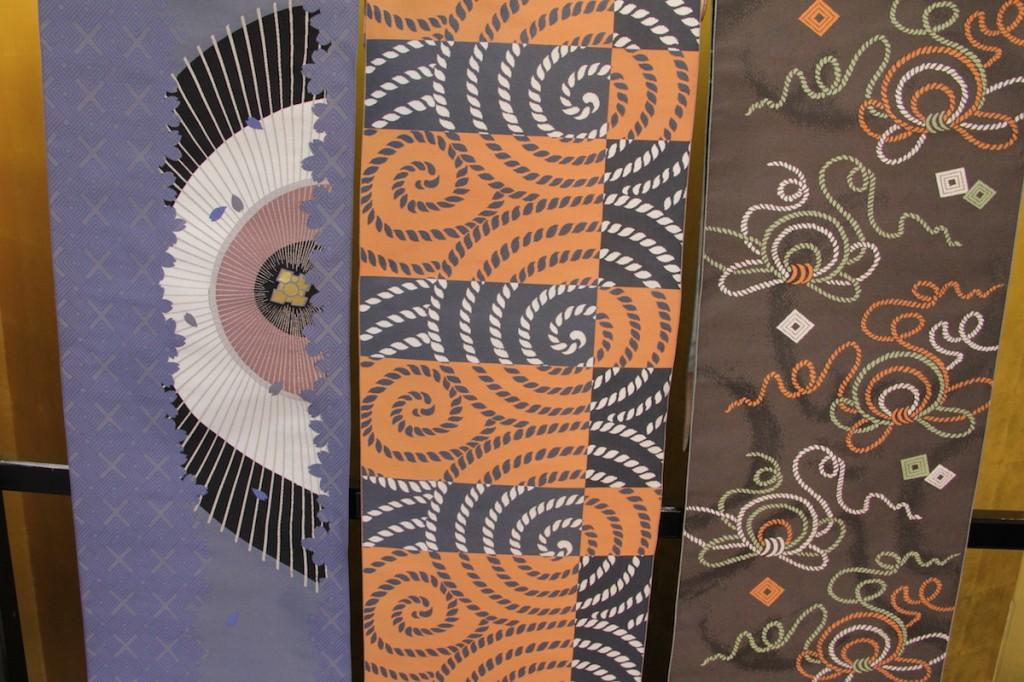 博多織と歌舞伎