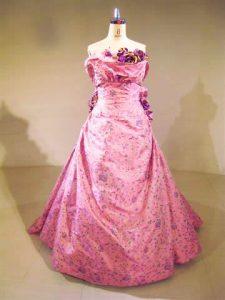 博多織のドレス