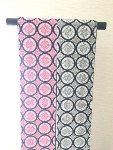 博多織の紋小袋帯