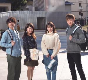福岡大学の学生PR