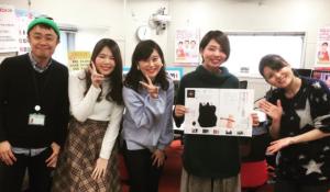 福岡大学の学生たち