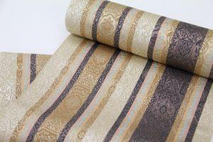 手織物平八寸名古屋帯