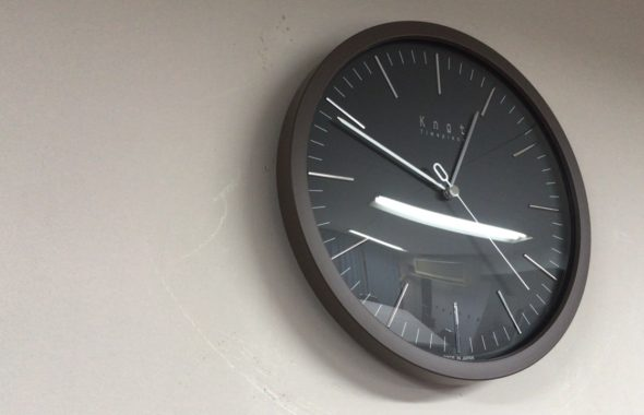 knot時計