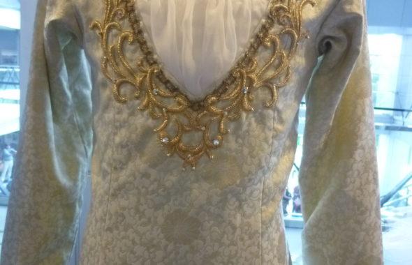 博多織ドレス